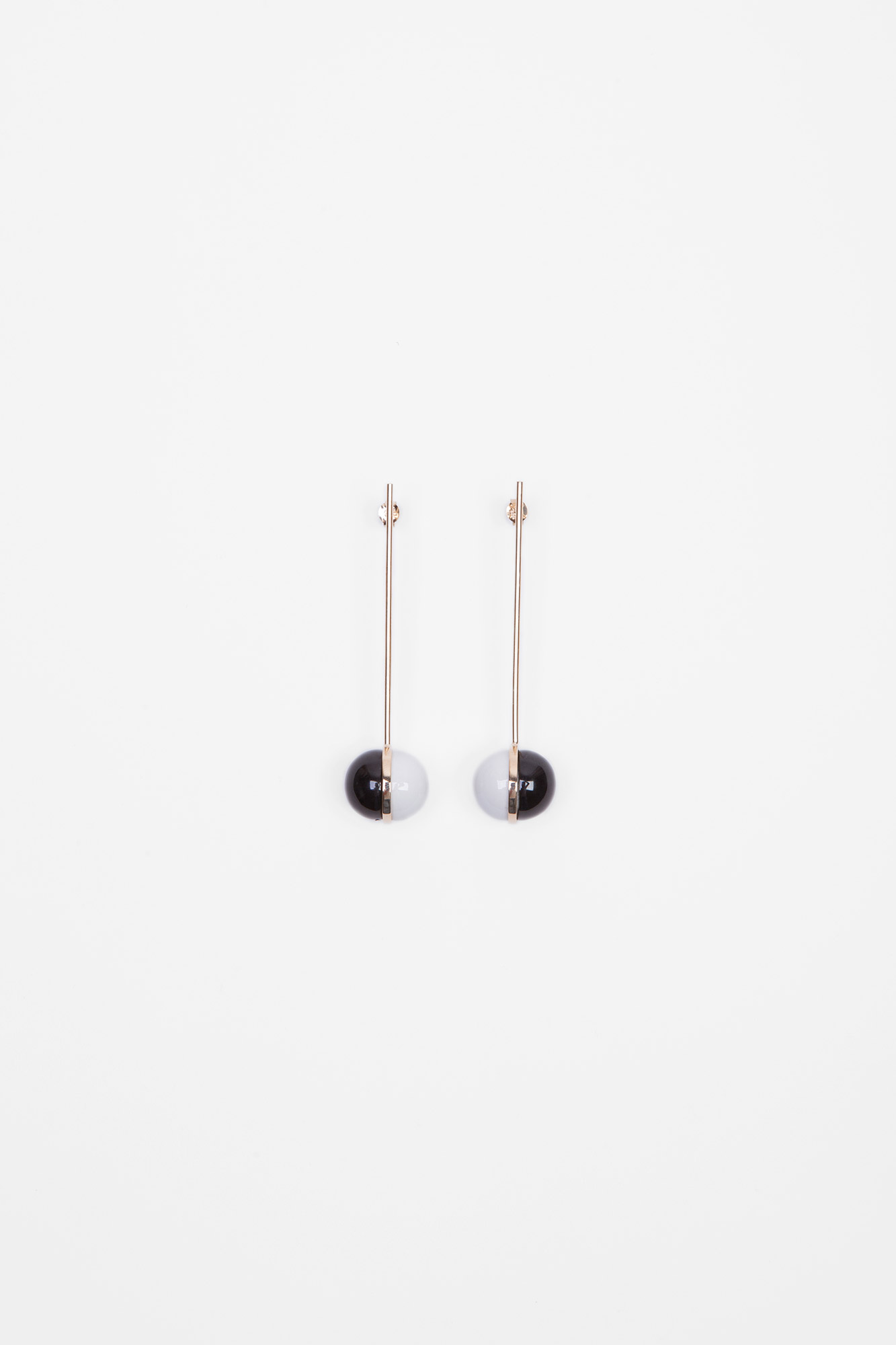 Little Balloon Stick Earrings