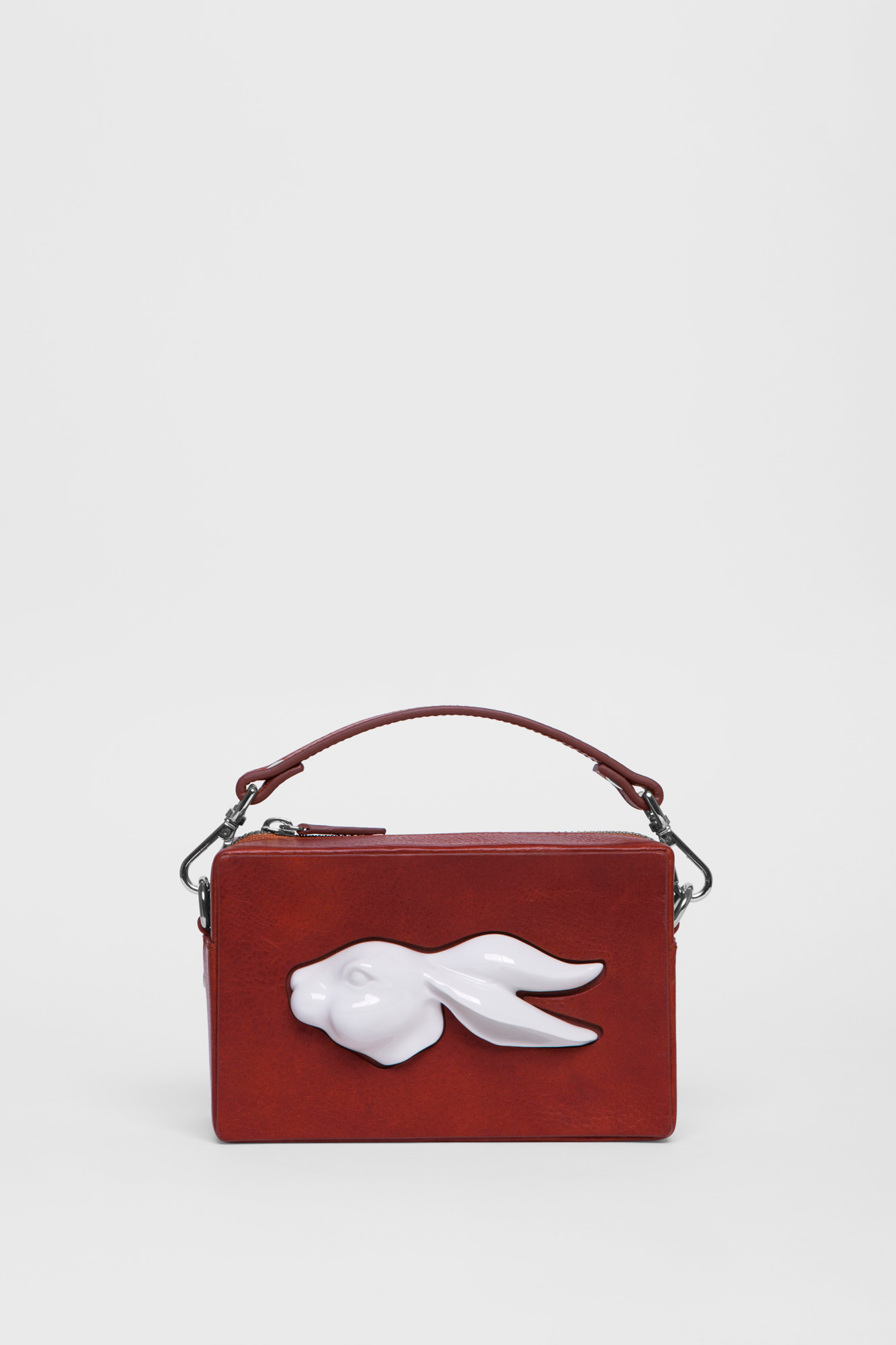Rectangular Rabbit Head Bag Vegetable