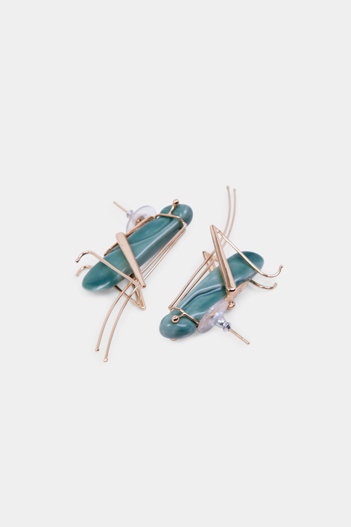 Grasshopper Earrings