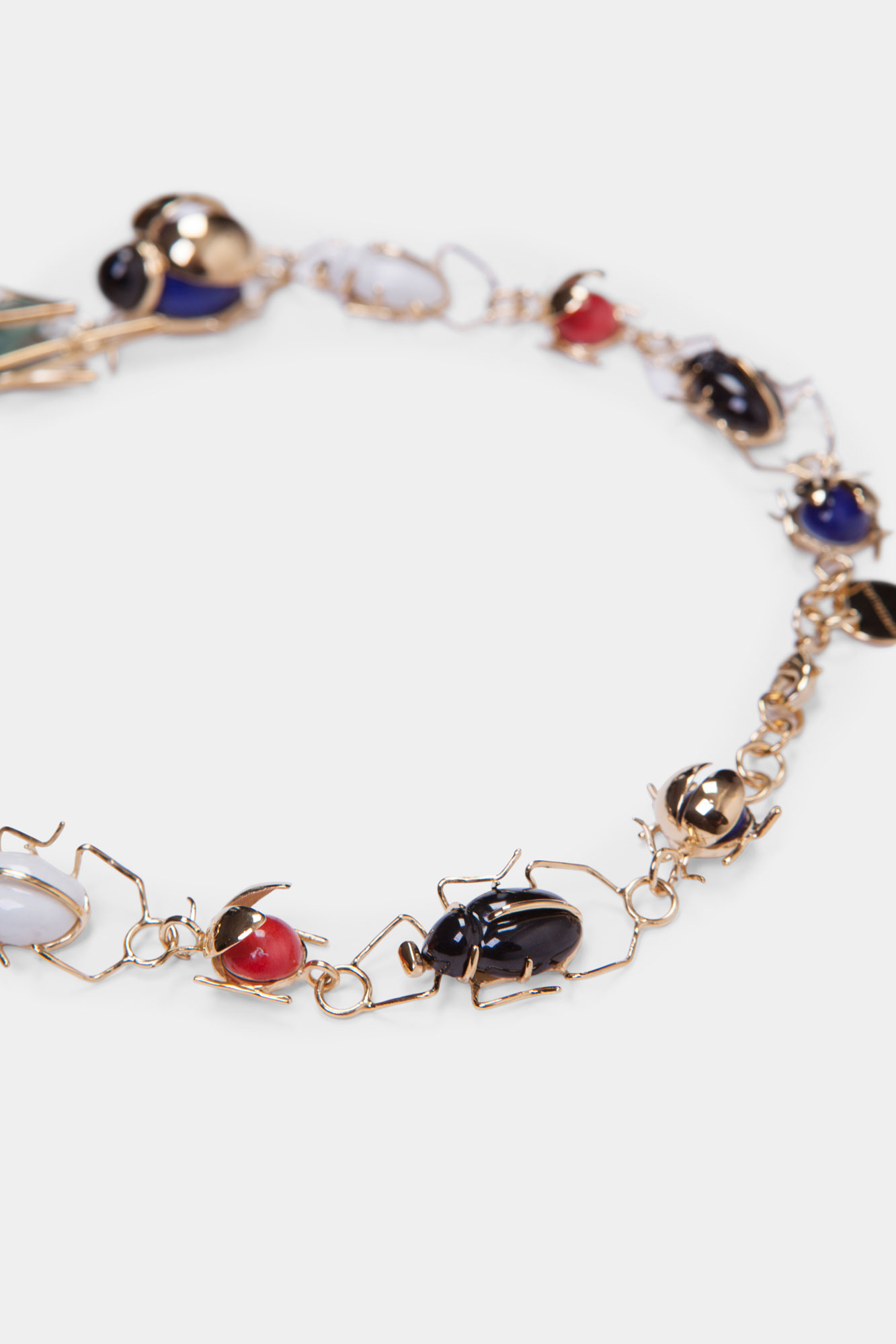 Insects Necklace