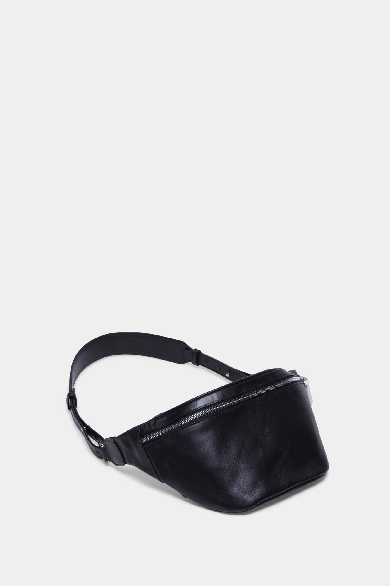 Bum Bag Veg Black