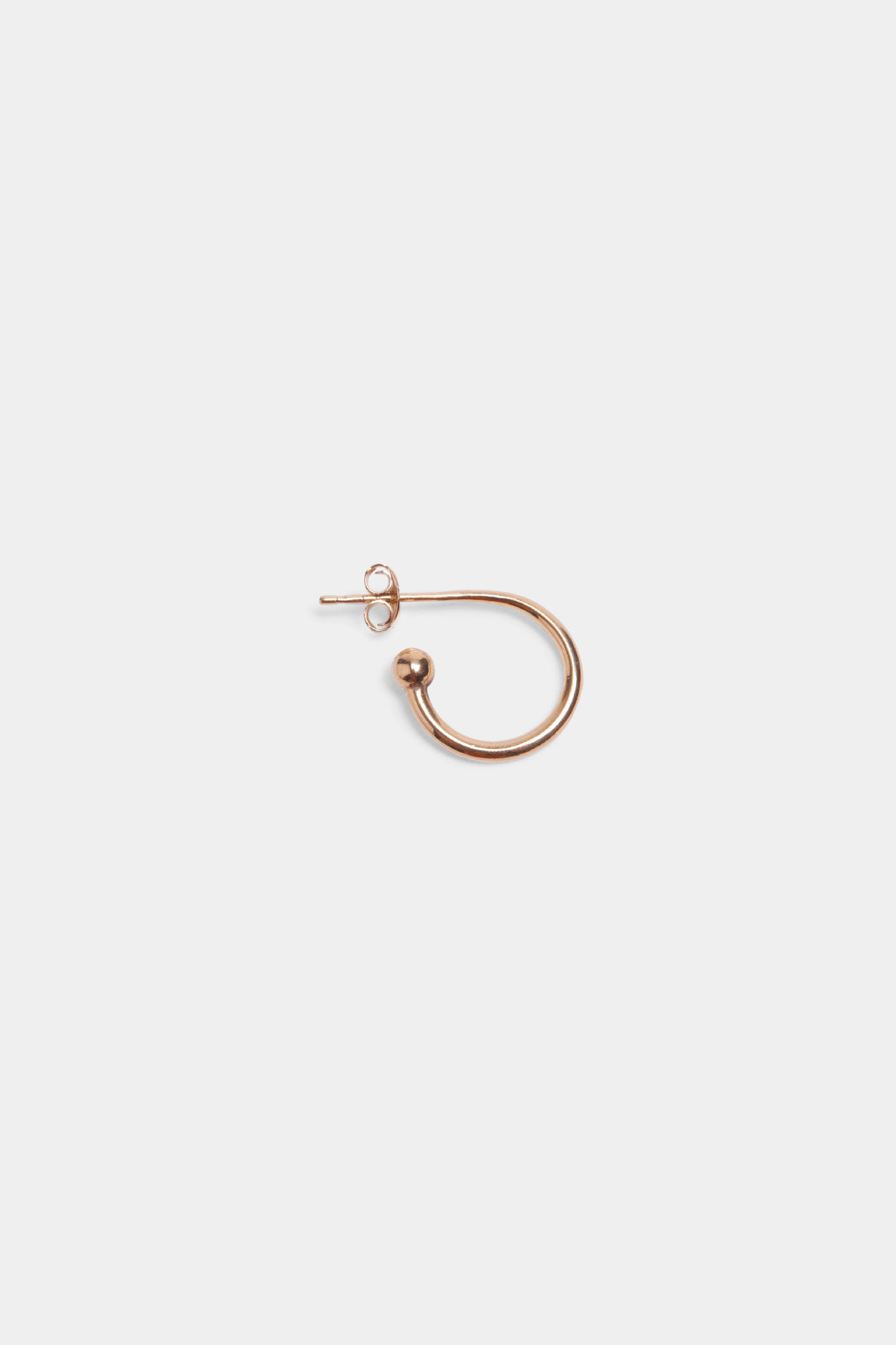 Mini Hoop Single Earring
