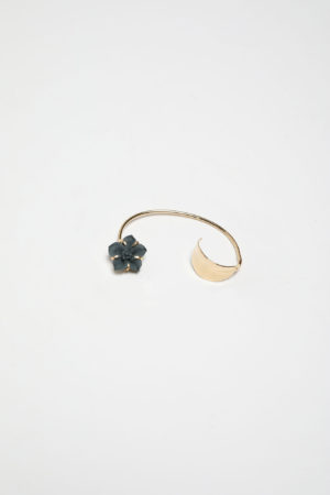 Mini Petunia Single Earring Cuff