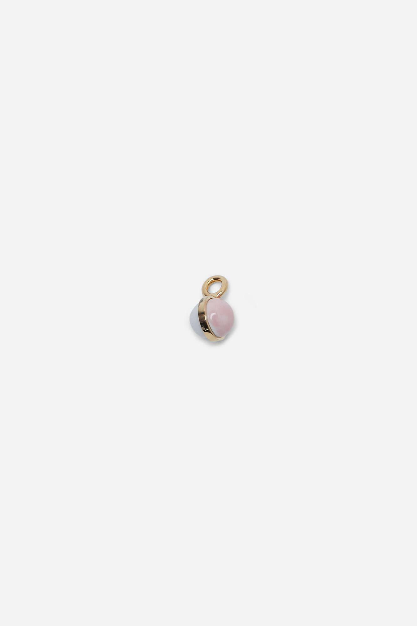 Mini Balloon Charm Pink