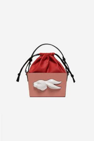 Bombonera Rabbit Head Bag FW19