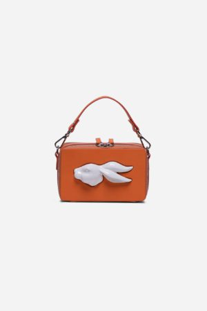 Rectangular Rabbit Head Bag Yam