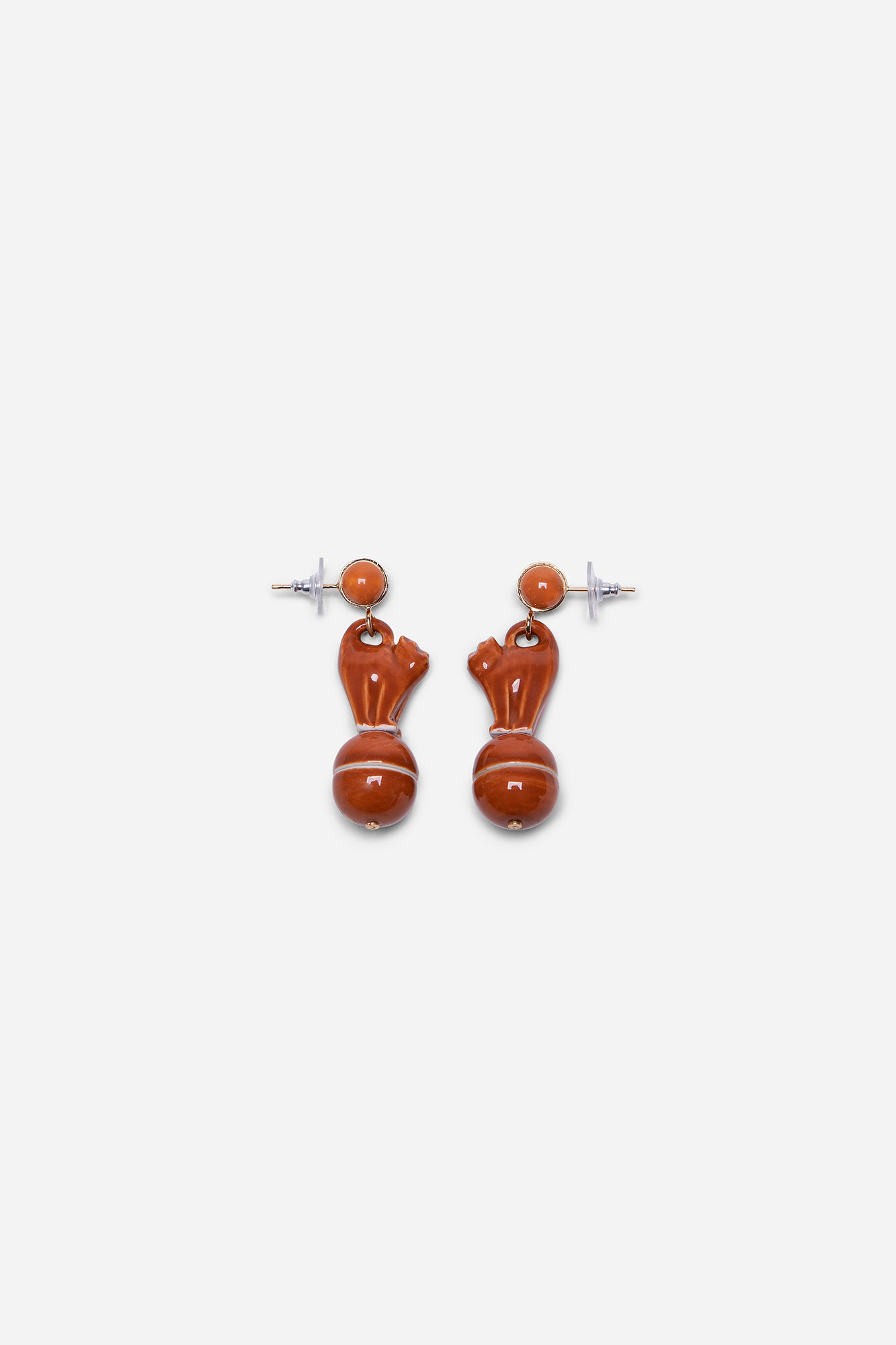 Totem Balloon Earrings