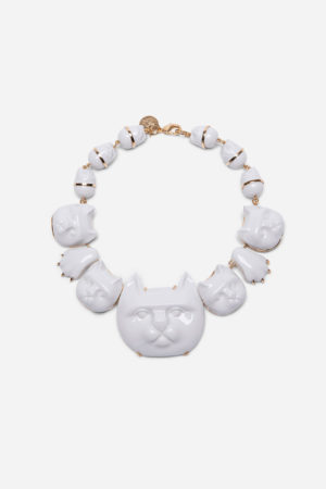 Meow Statement Necklace