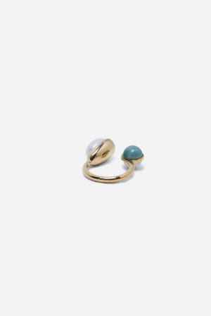 Buoy Pearl Ring